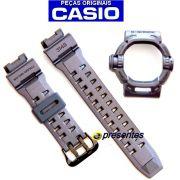 G-9200ms-8 Bezel + Pulseira G-shock Riseman - 100%original