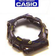 GA-110br-5a Bezel Casio G-shock Marrom 100% original