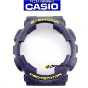 GA-110LN-2A Bezel (Capa Protetora) Casio G-Shock AZUL *