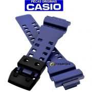 GA-700-2A Pulseira Casio G-shock Azul Fosco * 100% Original