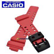 GA-700-4a Pulseira Casio G-shock Resina Vermelha - 100% original