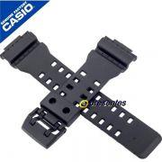 Pulseira Casio G-shock GA-700-1A , GA-700-1B, GA-700DC-1A Resina Preta - 100% original *