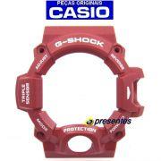 GW-9400RD-4 Bezel Vermelho Casio G-Shock Rangeman