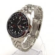 JQ8000-50E Relógio Masculino Citizen Wingman Cronógrafo Ana-Digi