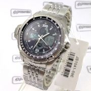 JS1041-59E Relógio Masculino Citizen Wingman Combo TZ10093T
