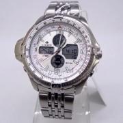 JS1046-55a Relógio Masculino Citizen Wingman Combo TZ10093T