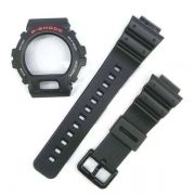 Kit Pulseira + Bezel DW-6900 100% Original Casio G-Shock