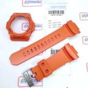 Kit Pulseira + Bezel GA-150A-4ADR Casio G-shock Cor Laranja