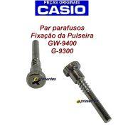 Par de Parafusos Pulseira Casio G-shock GW-9400 G-9300NV-2