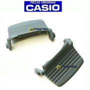 Par De Protetores Casio G-Shcok G-7900-2 Protector Case Back Cinza