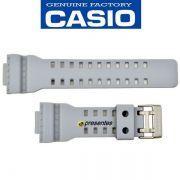Pulseira Ga-110TS-8A3 Casio G-Shock Cinza Claro *