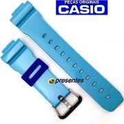 Pulseira  Azul G-shock DW-6900CB-2 - Peça Original