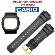 Pulseira + Bezel 100% original DW-5600eg Casio G-shock serie ouro