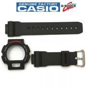 Pulseira + Bezel Casio G-shock 100% Original Dw-9052 Dw-9050