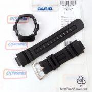 Pulseira + Bezel Casio G-shock  AW-590, AW-591, AWR-M100, AWG-M100, AWG-100, AWG-101