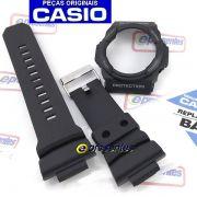 Pulseira + Bezel Casio G-shock Ga-150 Ga-300 Ga-310 Original