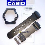Pulseira + Bezel Casio G-shock Ga-200CB-1A SEMI BRILHANTE