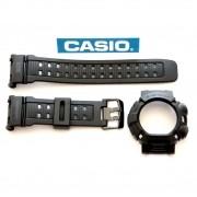 Pulseira + Bezel Casio G-shock Mudman G-9000MS-1 (3031)
