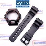 Pulseira + Bezel Casio Gshock Dw-6900e DW-6900G - 100% Original