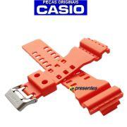 Pulseira GA-110MR-4A Casio G-shock Cor Laranja Fosco *