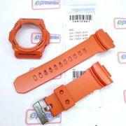 Pulseira + Bezel GA-150A-4ADR Casio G-shock Cor Laranja