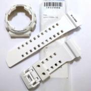 Pulseira + Bezel GAX-100A-7 Casio G-Shock Branco