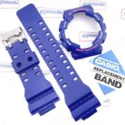 Pulseira + Bezel GD-120TS-2  Casio G-Shock Azul 100% Original