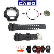 Pulseira + Bezel + Vedação + Bateria GDF-100-1a Casio G-shock