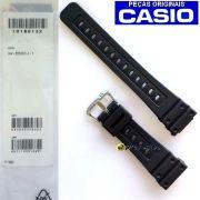 Pulseira Casio 100% Original GW-5600J-1  (16mm) Resina Preta