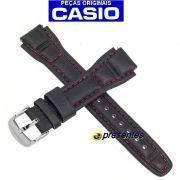 Pulseira Casio AQF-102WL-4BV Couro Marrom -  100% Original