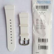 Pulseira Casio Baby-G Branco Brilhante BGA-131-7,  BGA-132-7B, BGA-160-7B,  BGA-161-7