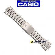 Pulseira Casio EF-329D-1AV Edifice Aço Inox