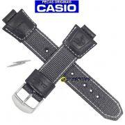 Pulseira Casio Tecido Nylon AMW-700B Fishing Gear - 100% original
