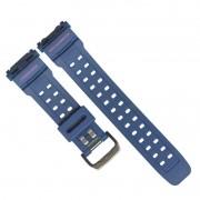 Pulseira Casio  G-9000mx-2  G-shock Mudman Resina Azul *