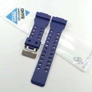 Pulseira Casio G-Shock AZUL GA-110FC-2A / GAC-100AC-2A 100% Original