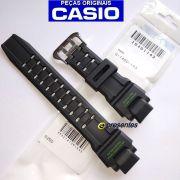Pulseira Casio G-shock G-1400-1a3 Resina Preta - 100% Original