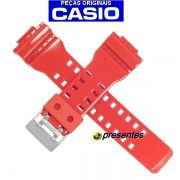 Pulseira Casio G-Shock G-8900A-4 Laranja * Peça genuina
