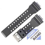 Pulseira Casio G-shock GA-100CF-8A Resina Cinza Escuro *