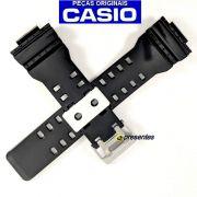 Pulseira Casio G-shock GA-110RD-4A Preto Brilhante