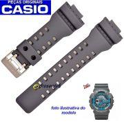 Pulseira Casio G-shock GA-110TS-8A2 Cinza