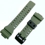 Pulseira Casio G-shock GA-700uc-3a Resina Verde Fosco