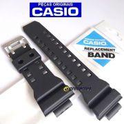 Pulseira Casio G-shock GD-350-1 Preto Fosco - 100% Original *