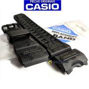 Pulseira Casio G-Shock GWG-1000MH-1A Camuflada Grafite/verde