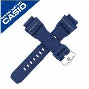 Pulseira Casio G-shock Mudman G-9300NV-2 Resina Azul Escuro Fivela Aço inox *