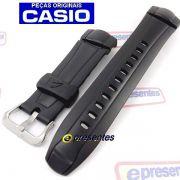 Pulseira Casio G-shock Resina Preta G-7300 G-7301- 100% Original
