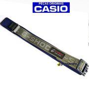 Pulseira Casio G-shock Tecido e Velcro G-2110-8V - 100% Original