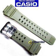 Pulseira Casio G-shock Verde Gw-9400-3 - 100% Original