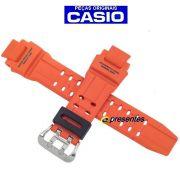 Pulseira Casio Ga-1000-4a G-Shock Cor Laranja - 100% autentica