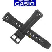Pulseira Casio LW-S200H Resina Preta 100% Original *