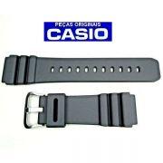 Pulseira Casio Marine Gear 22mm AQ-600CW WVQ-142 AMW-320C AMW-330 AMW-360 MMA-200 MD-703 DW-3000 MTD1009 MTD-1065B  MTD-1066  (26/22MM)